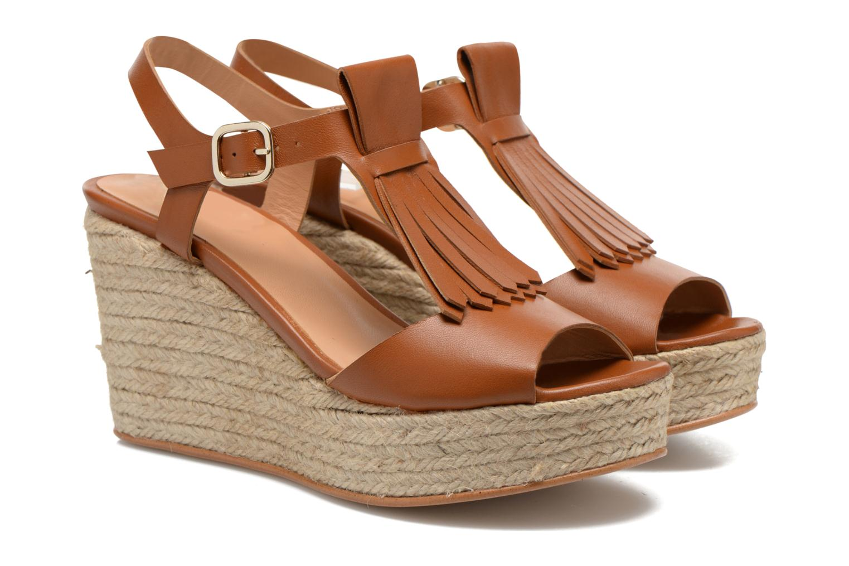 Sandalen Made by SARENZA Discow Girl #1 braun ansicht von hinten