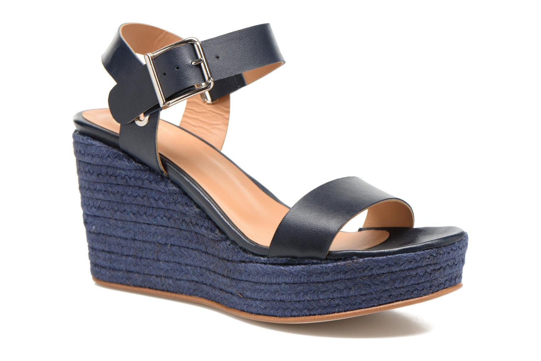 Sandales et nu-pieds Made by SARENZA Menthe Hello #18 Bleu vue droite