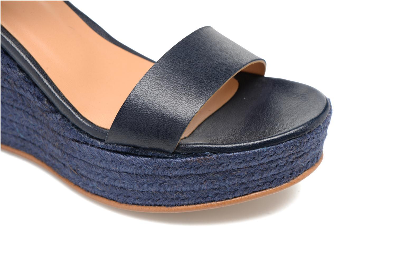 Sandales et nu-pieds Made by SARENZA Menthe Hello #18 Bleu vue gauche