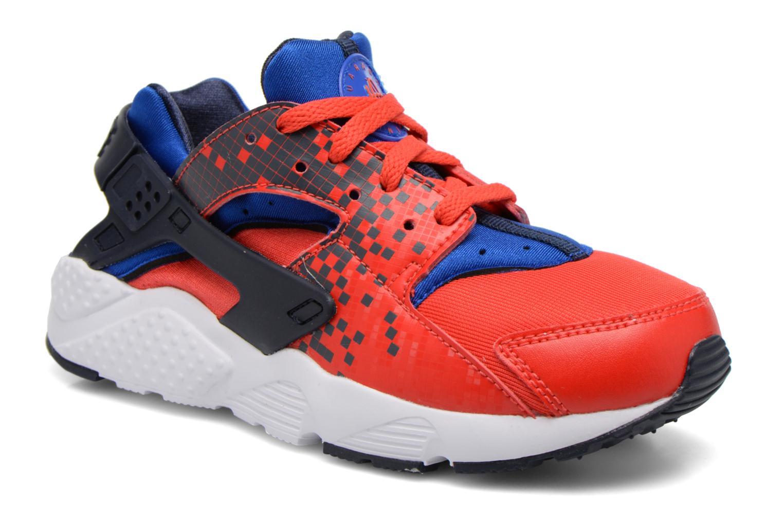 best sneakers 90e77 d4e23 ... coupon sneaker nike nike huarache run print ps rot detaillierte ansicht  modell 68ed5 ea44a