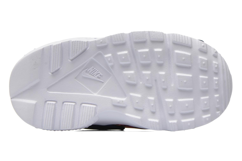 Baskets Nike Nike Huarache Run Print (Td) Violet vue haut