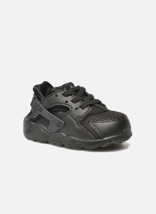online retailer 7b531 a4ea0 Sneakers Nike Nike Huarache Run (Td) Svart detaljerad bild på paret