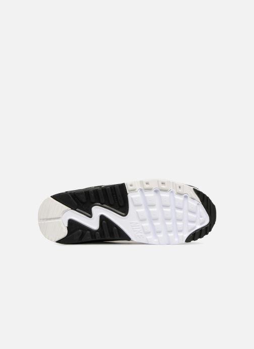 Nike Air Max 90 Mesh (Gs) (Verde) Sneakers chez Sarenza