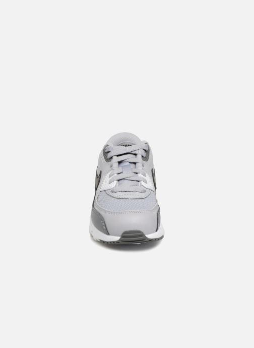 Sneakers Nike Air Max 90 Mesh (Ps) Grijs model
