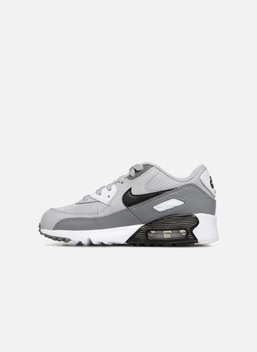 Sneakers Nike Air Max 90 Mesh (Ps) Grijs voorkant
