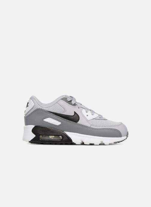 Sneakers Nike Air Max 90 Mesh (Ps) Grijs achterkant