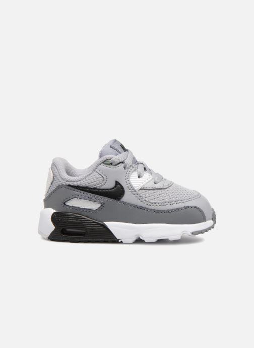 Sneaker Nike Air Max 90 Mesh (Td) grau ansicht von hinten