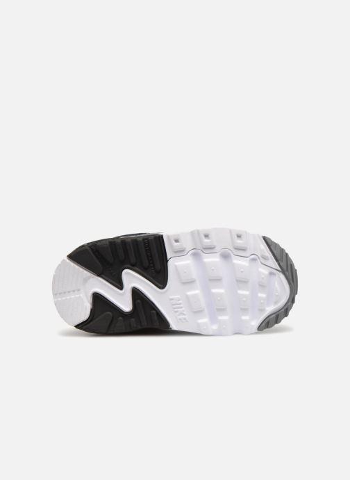 Sneaker Nike Air Max 90 Mesh (Td) grau ansicht von oben