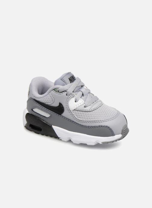 Sneaker Nike Air Max 90 Mesh (Td) grau detaillierte ansicht/modell