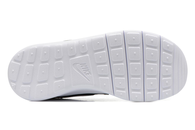 Baskets Nike Roshe One Print (Ps) Noir vue haut