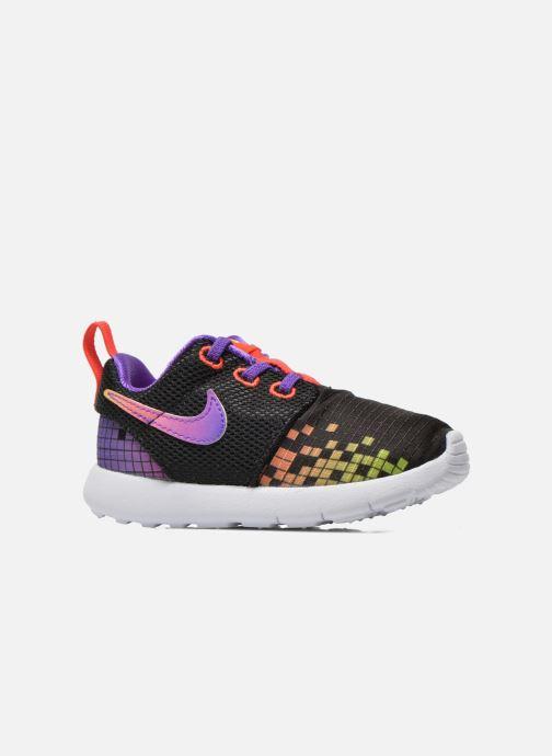 Sneakers Nike Roshe One Print (Tdv) Nero immagine posteriore
