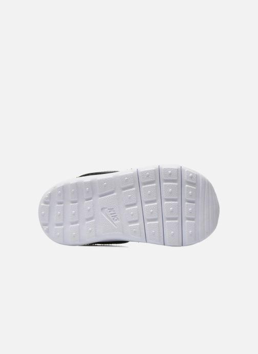 Deportivas Nike Roshe One Print (Tdv) Negro vista de arriba