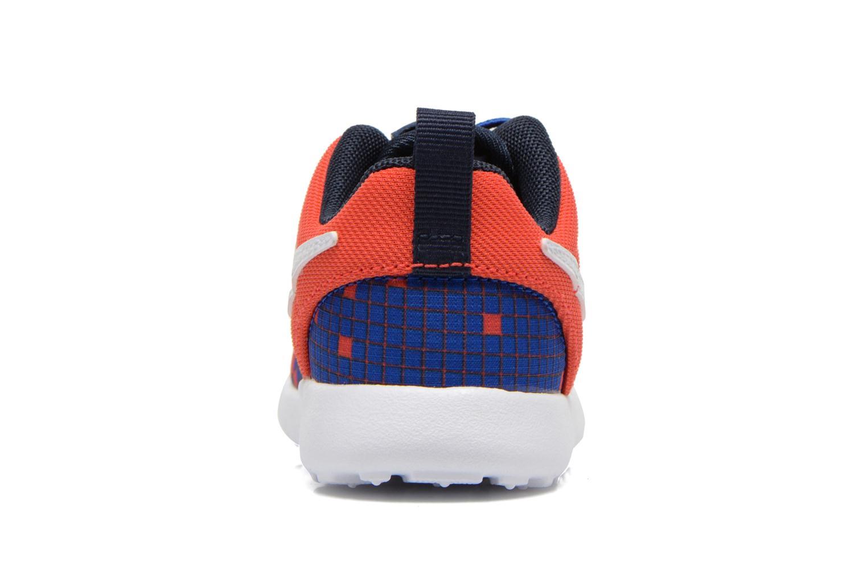 Sneakers Nike Roshe One Print (Tdv) Rood rechts