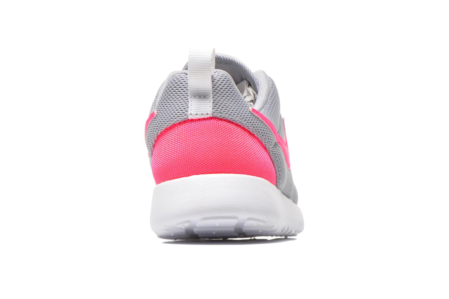 Baskets Nike Roshe One (Ps) Gris vue droite
