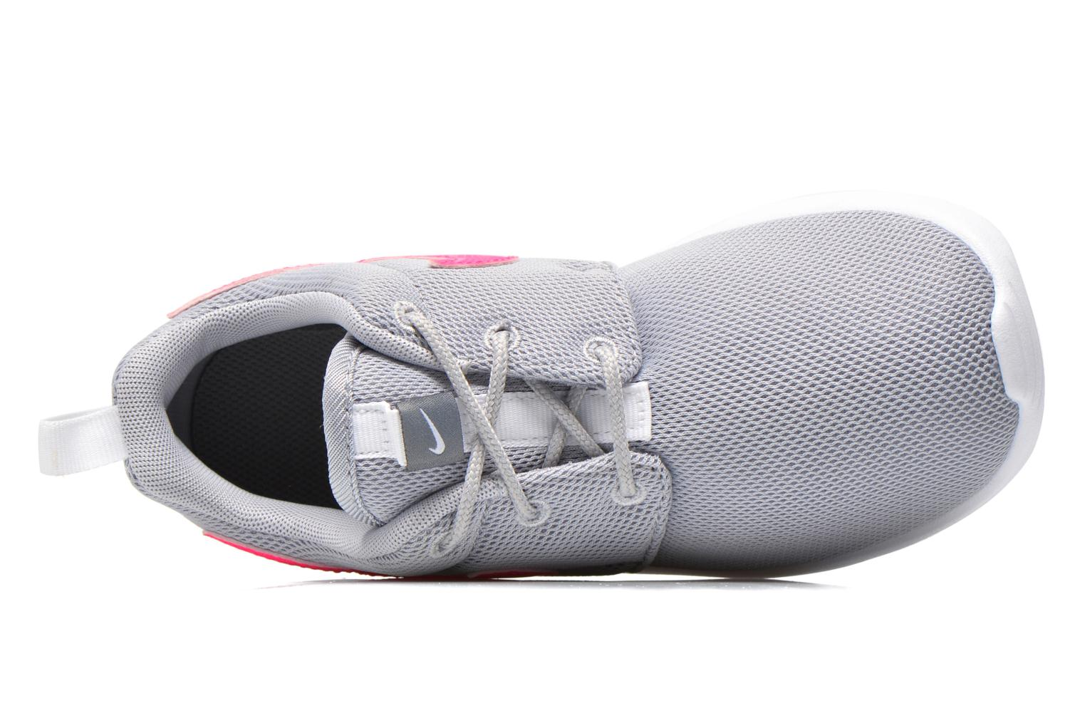 Baskets Nike Roshe One (Ps) Gris vue gauche