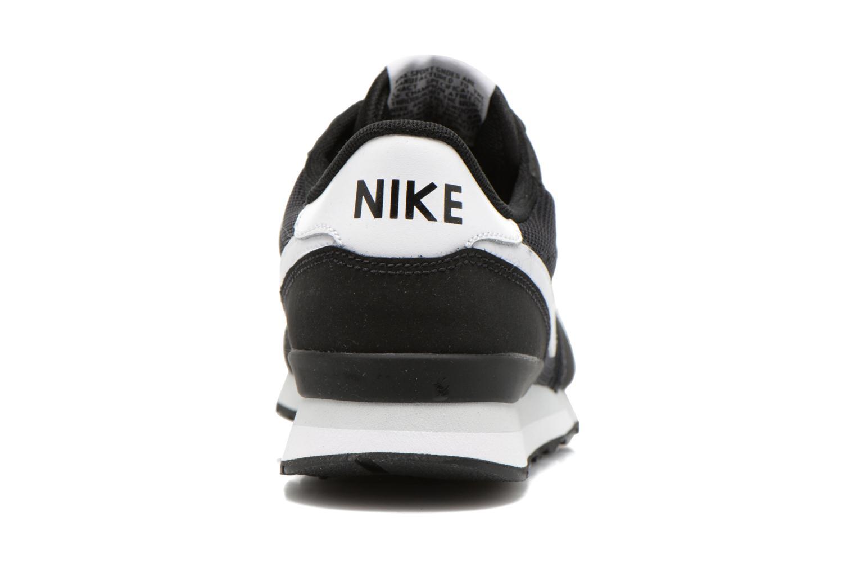 Baskets Nike Internationalist (Gs) Noir vue droite