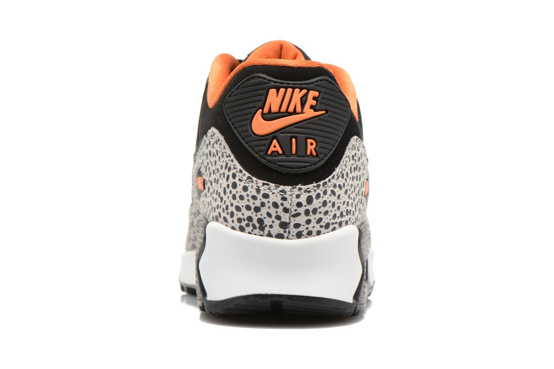 Baskets Nike Air Max 90 Safari (Gs) Multicolore vue droite