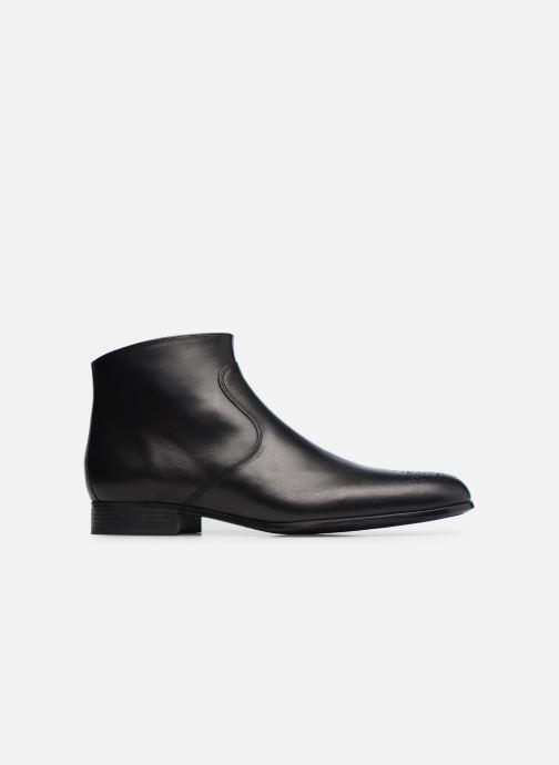 Bottines et boots Jean-Baptiste Rautureau Rija Boots perfo Noir vue derrière