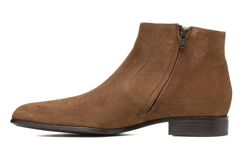 Stiefeletten & Boots Jean-Baptiste Rautureau Rija Boots perfo braun ansicht von vorne