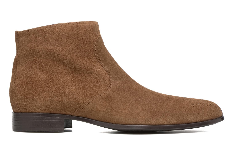 Stiefeletten & Boots Jean-Baptiste Rautureau Rija Boots perfo braun ansicht von hinten