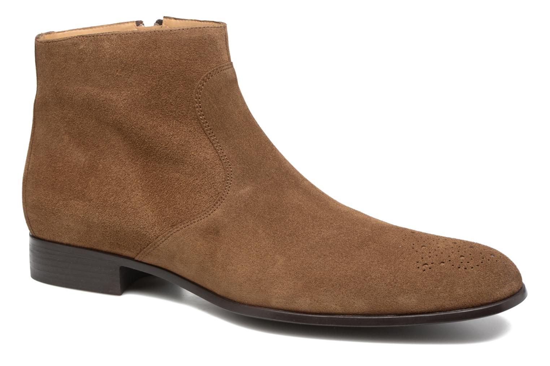 Stiefeletten & Boots Jean-Baptiste Rautureau Rija Boots perfo braun detaillierte ansicht/modell