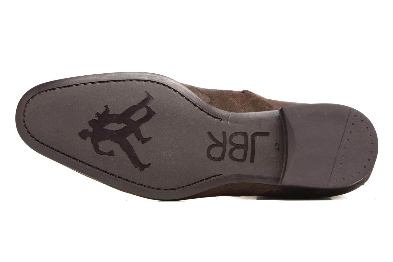Bottines et boots Jean-Baptiste Rautureau Rija Boots perfo Marron vue haut