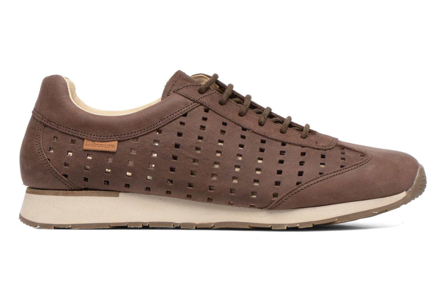 Sneakers El Naturalista Walky ND98 Bruin achterkant