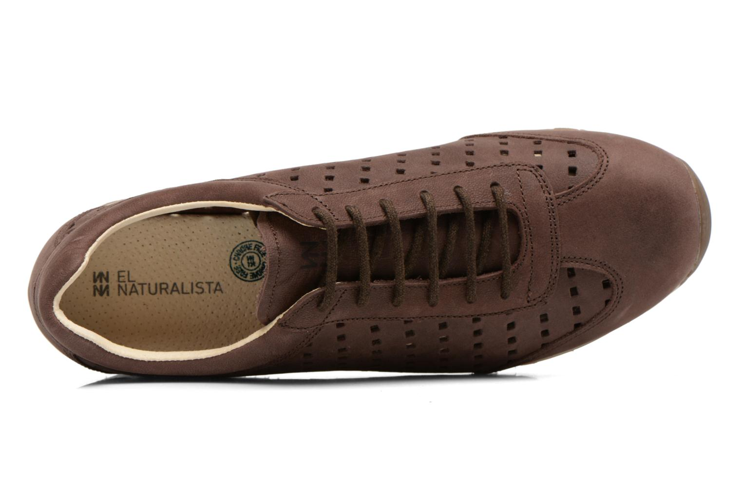 Sneakers El Naturalista Walky ND98 Bruin links