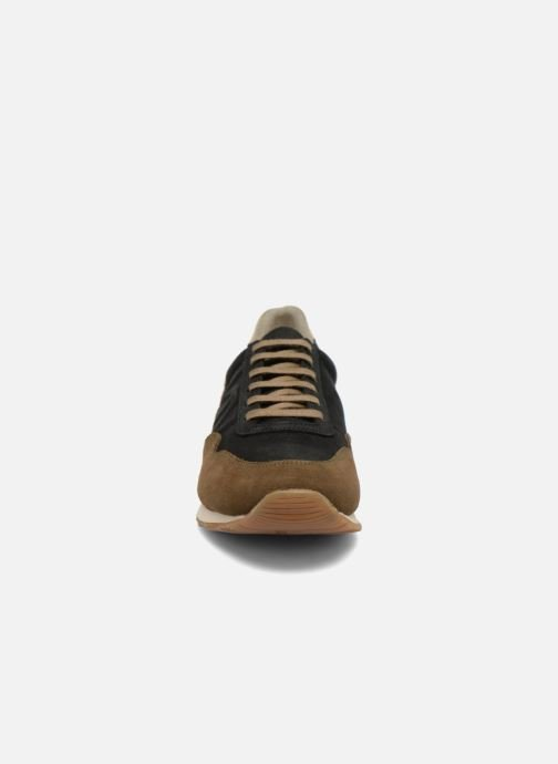 Trainers El Naturalista Walky ND90 Black model view