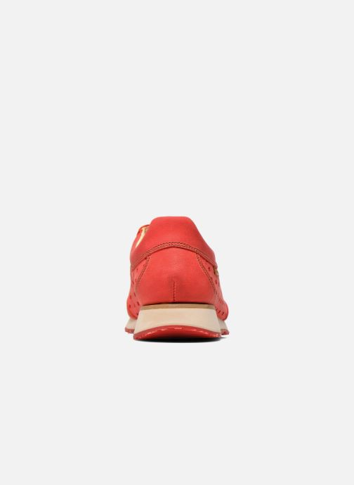 Trainers El Naturalista Walky ND98 Red view from the right