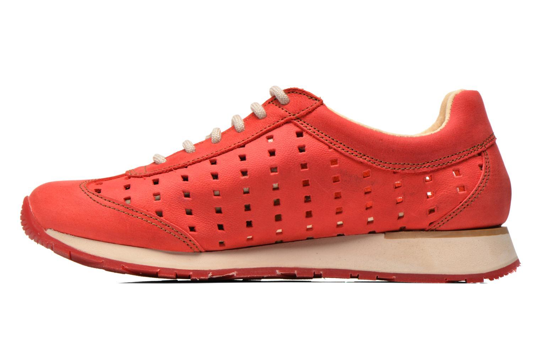 Sneakers El Naturalista Walky ND98 Rood voorkant