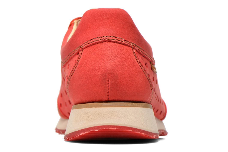 Sneakers El Naturalista Walky ND98 Rood rechts