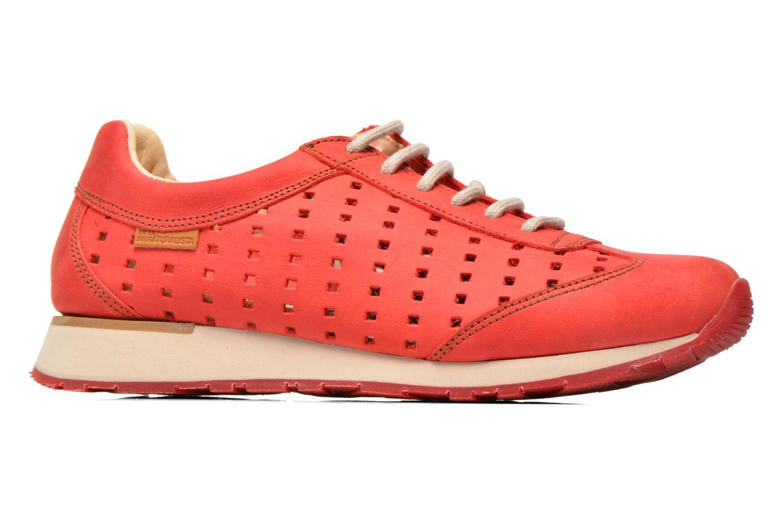 Sneakers El Naturalista Walky ND98 Rood achterkant