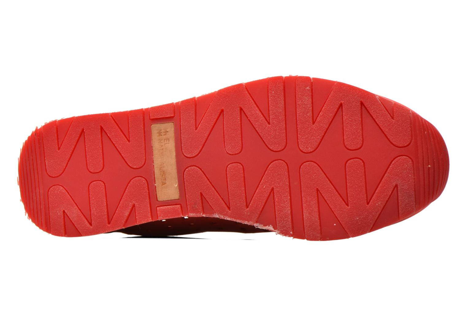 Sneakers El Naturalista Walky ND98 Rood boven