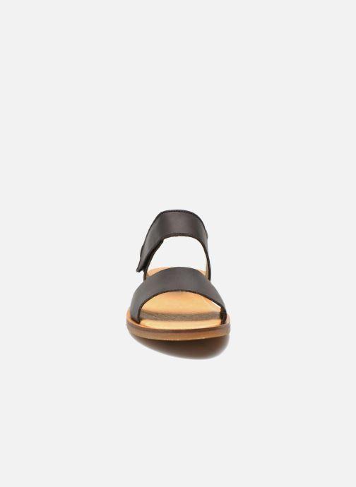Sandals El Naturalista Tulip NF30 Black model view