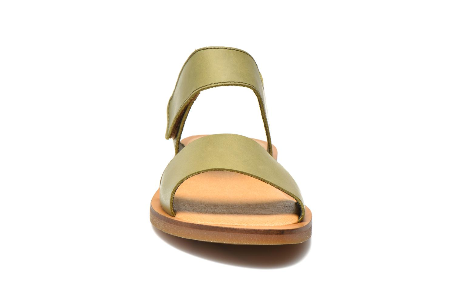 Sandals El Naturalista Tulip NF30 Green model view