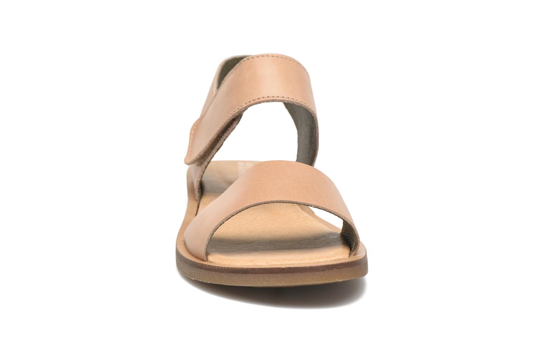 Sandales et nu-pieds El Naturalista Tulip NF30 Beige vue portées chaussures