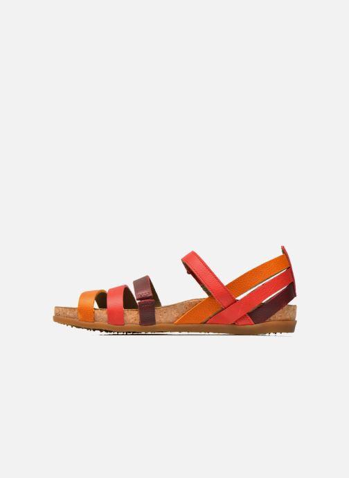 Sandali e scarpe aperte El Naturalista Zumaia NF42 Multicolore immagine frontale