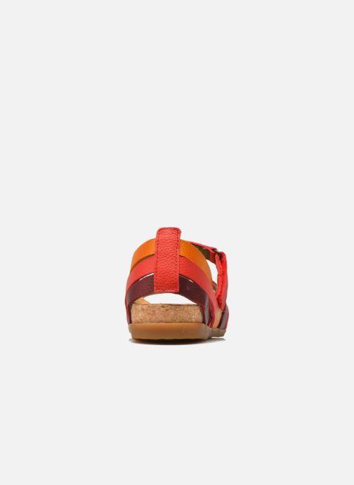 Sandali e scarpe aperte El Naturalista Zumaia NF42 Multicolore immagine destra
