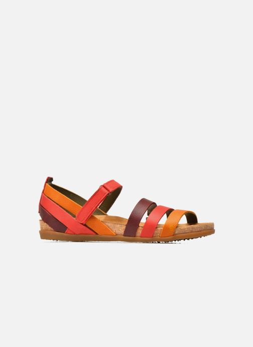 Sandals El Naturalista Zumaia NF42 Multicolor back view