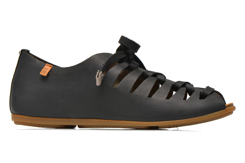 Chaussures à lacets El Naturalista Stella ND52 Noir vue derrière