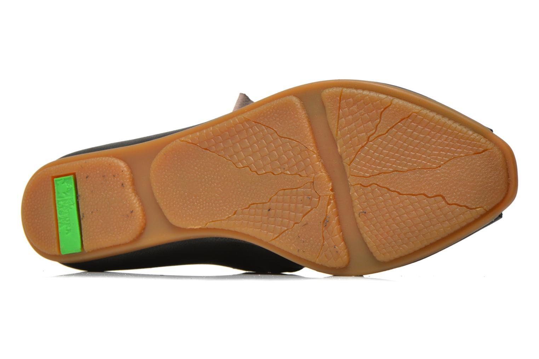 Chaussures à lacets El Naturalista Stella ND52 Noir vue haut