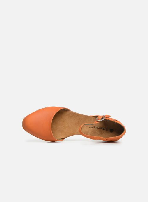 Ballet pumps El Naturalista Stella ND54 Orange view from the left