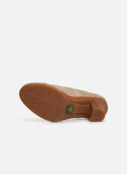 El Naturalista Espiral N588 (Beige) - Pumps  Beige (Piedra) - schoenen online kopen