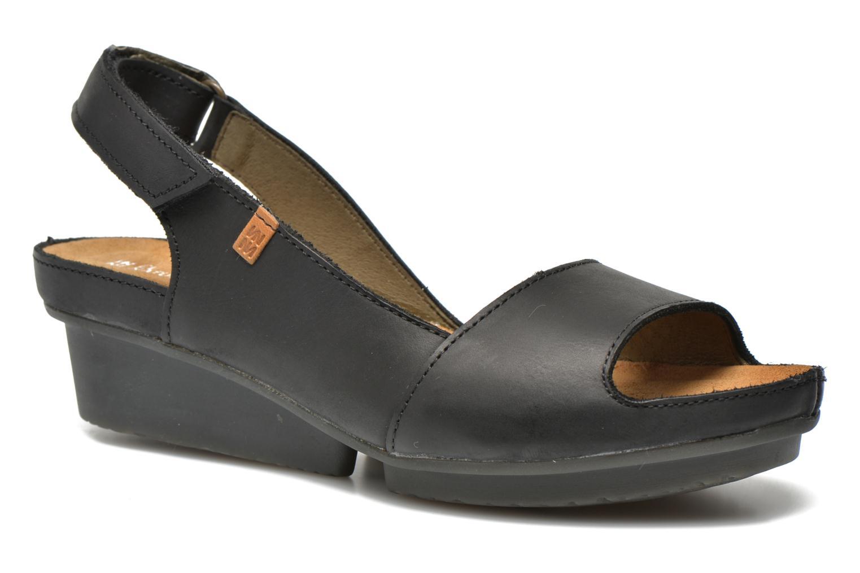 Sandales et nu-pieds El Naturalista Code ND25 Noir vue détail/paire