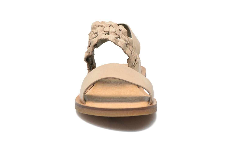 Sandales et nu-pieds El Naturalista Tulip NF31 Beige vue portées chaussures