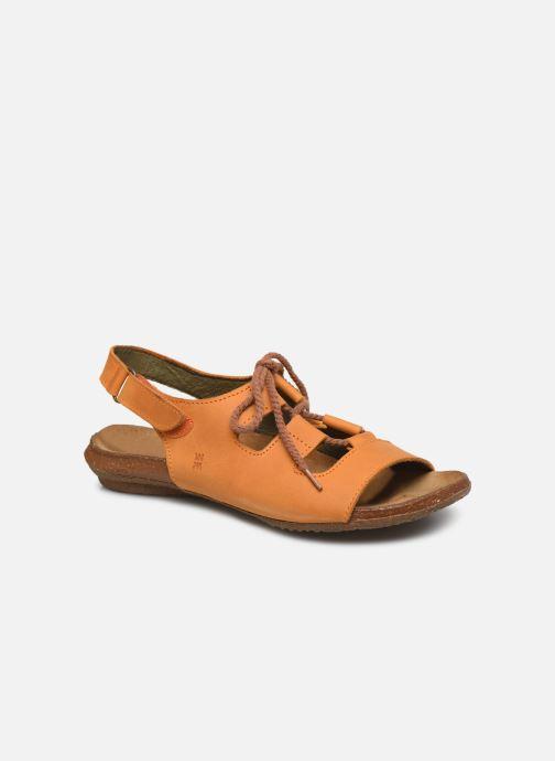 Sandales et nu-pieds El Naturalista Wakataua ND73 Orange vue détail/paire