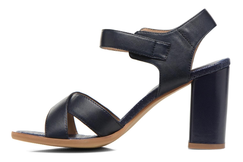 Sandales et nu-pieds Bruno Premi Mojo Bleu vue face