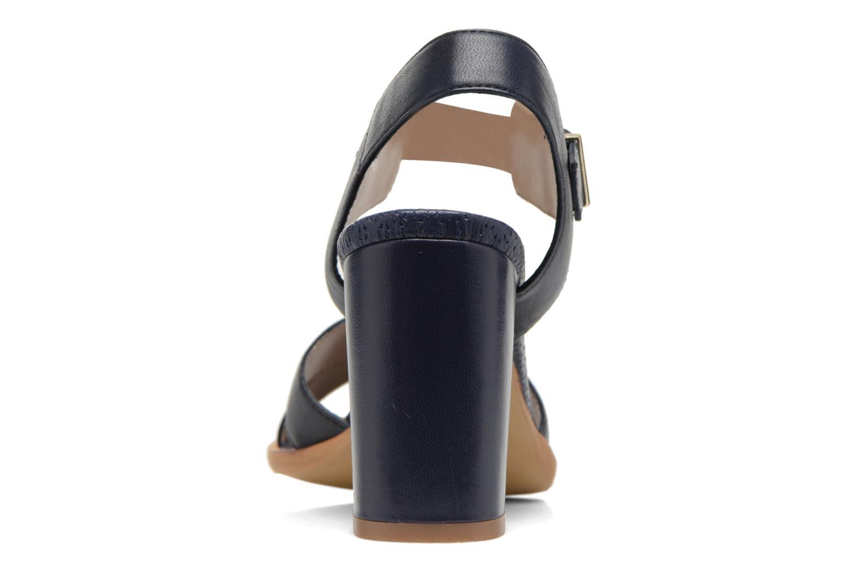 Sandales et nu-pieds Bruno Premi Mojo Bleu vue droite