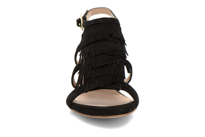 Sandales et nu-pieds Bruno Premi Vogy Noir vue portées chaussures